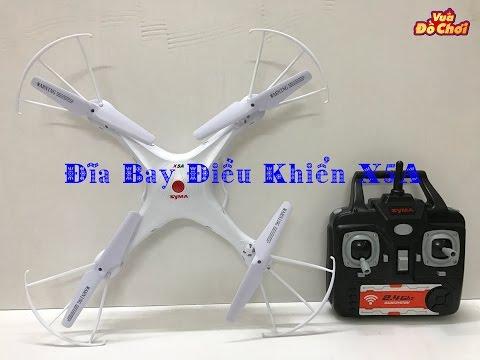 ⚜Máy bay điều khiển từ xa ⚜ Đĩa bay X5A ⚜ Đồ chơi máy bay điều khiển từ xa