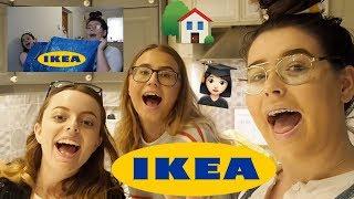 VLOG | IKEA Homeware Shopping & HUGE Haul!