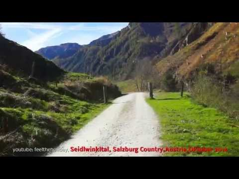 Mountain Dream Hiking Berg Traumwanderung, Film 1 Seidlwinkltal, Mozart salzburg Country Salzburger