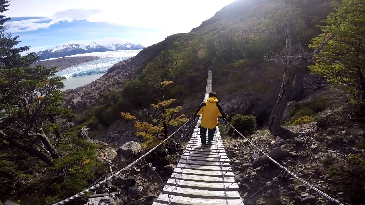 Circuito W Torres Del Paine : Circuito w torres del paine youtube