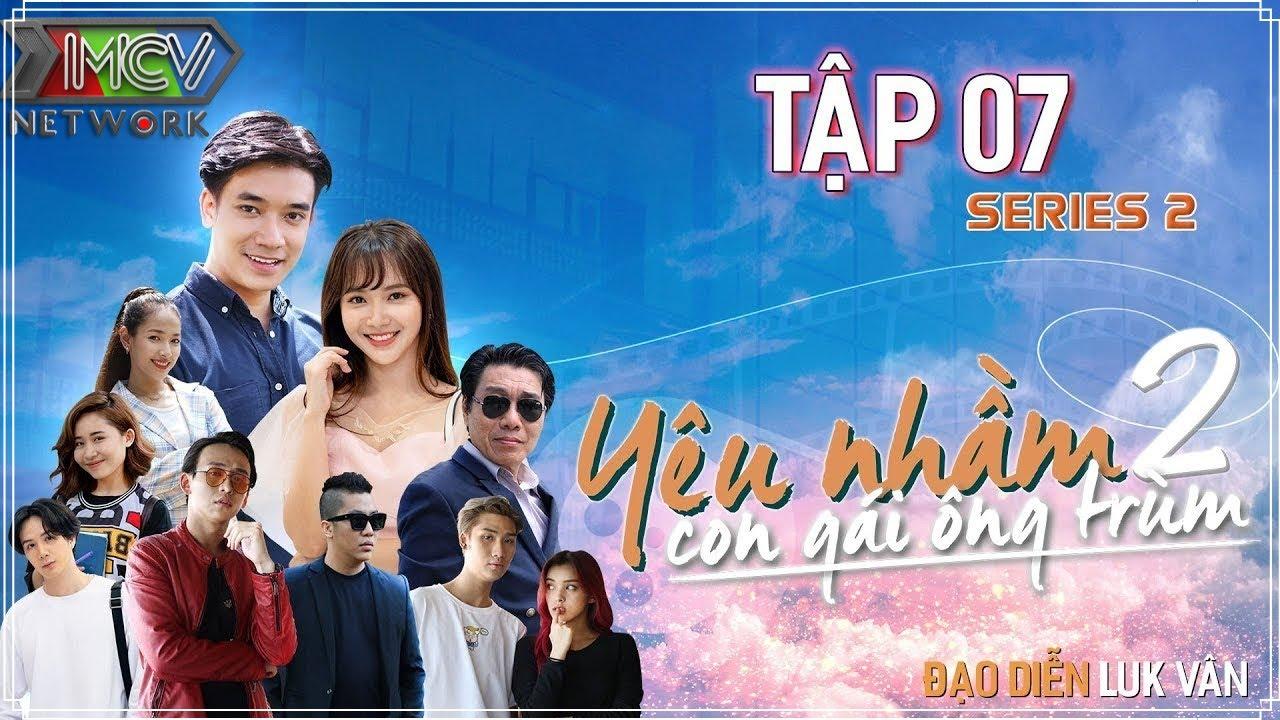 Web Drama Hành Động 2020 | Yêu Nhầm Con Gái Ông Trùm - Tâp 7 | Jang Mi, T-Up , Hana, Gina-M