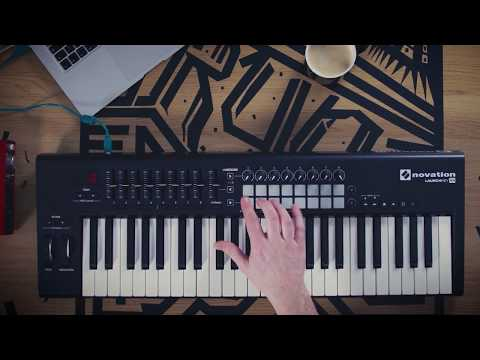 Novation: Making Original Music For Your Videos With Launchkey