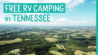 FREE CAMPING IN TENNESSEE - OUR FIRST IMPRESSIONS OF HARVEST HOSTS - LIVE YOUR SOMEDAY NOW