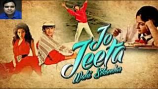 Roothke humse kahin jab chale jaogey tum Karaoke by Rajesh Gupta Singer Jatin Pandit