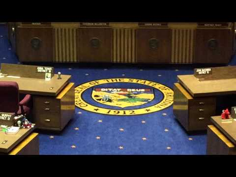 Senate Chamber Phoenix, Arizona