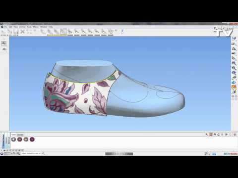 Kids Shoe Design