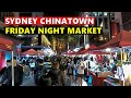 Sydney Chinatown Night Market