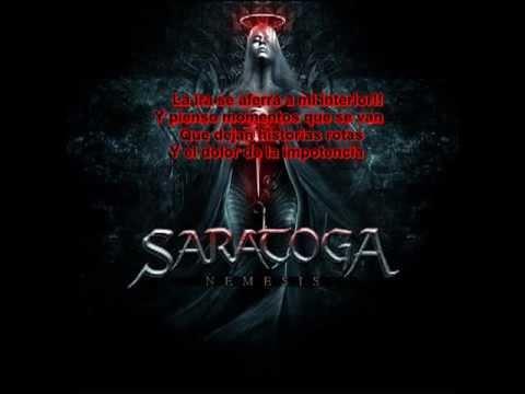 Hasta el dia mas oscuro - Saratoga (letra)