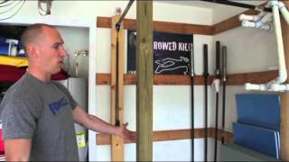 Crossfit - The Home Gym With Karl Eagleman