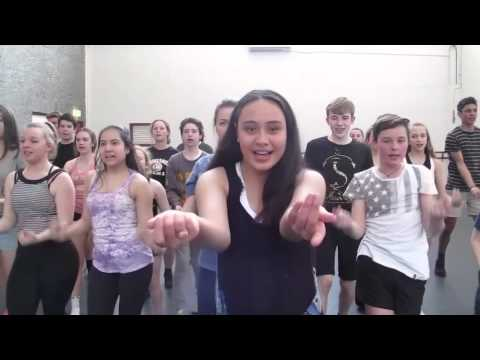 Fame The Musical  - Rehearsal Clips
