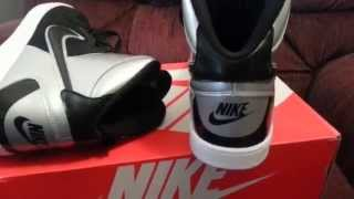 pretty nice 05aa3 03978 Nike Son Of Force Mid Silver Black HD