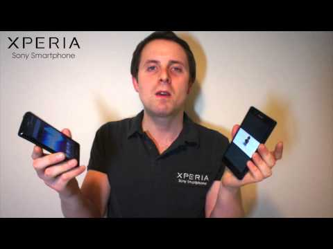 Sony Xperia Z Connectivity With NFC