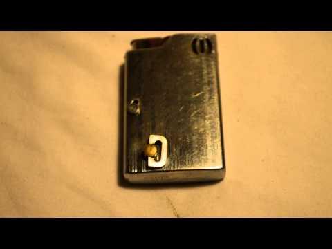 Penguin Musical Lighter