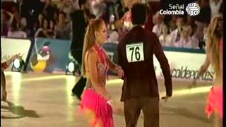 Baile Deportivo(Salsa) World Games Cali 2013 - Baile FInal
