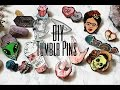 DIY Tumblr Pins