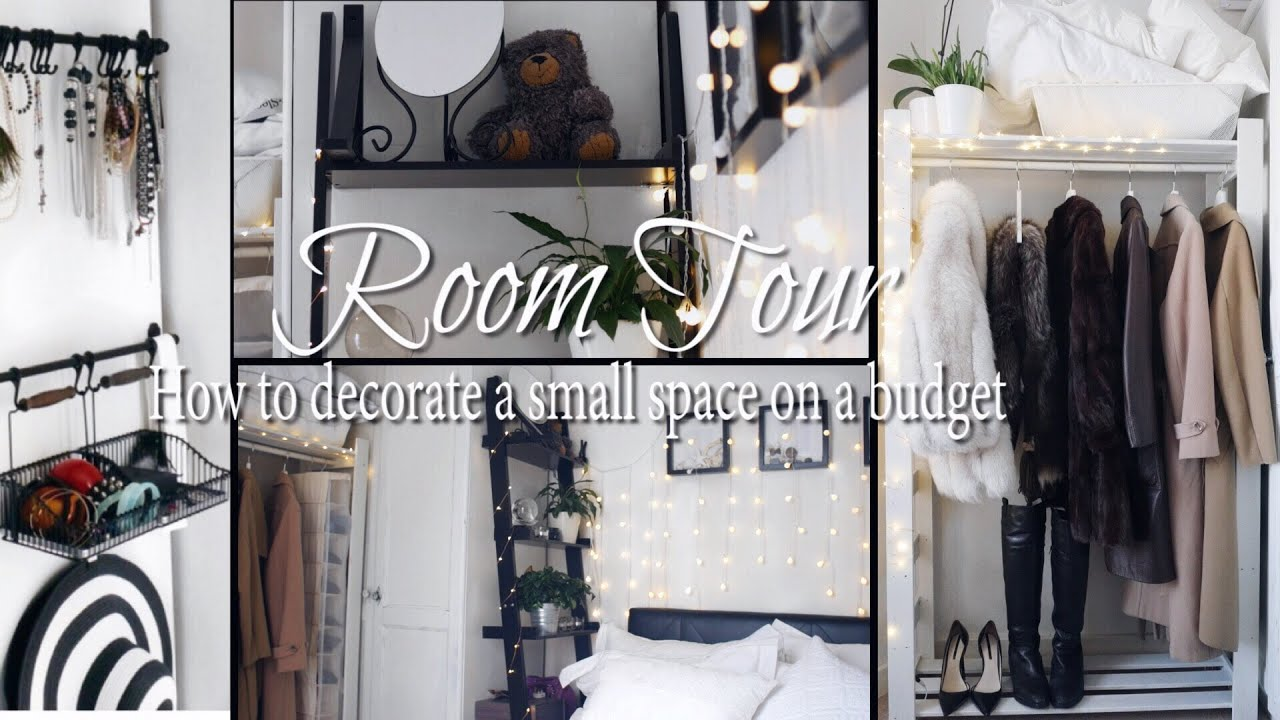 Pinterest Bedroom Room Tour How To Style A Small Bedroom