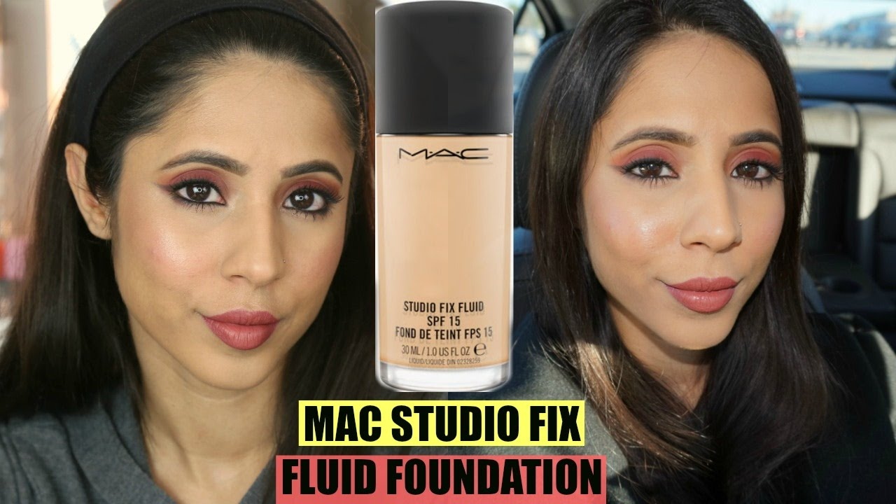 "0 Replies to ""MAC Studio Fix Fluid Foundation Review and FOTD"""