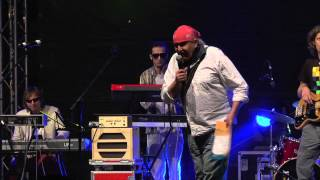 """A jeśli"" - Jacek Kleyff, D'Roots Brothers - Noc Kultury 2013"