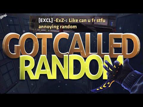 Critical Ops - Got Called RANDOM - Feat. EXCL ExZ