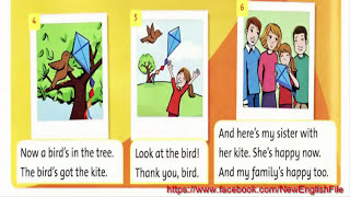 Unit 6 Billy's Teddy Lesson 4 | Family and Friends 1