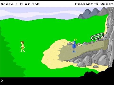 ADG Filler #73 - Peasant's Quest