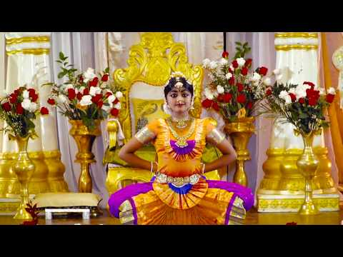 Om Sharavanabhava Birthday Celebration in Canada - Classical Dance