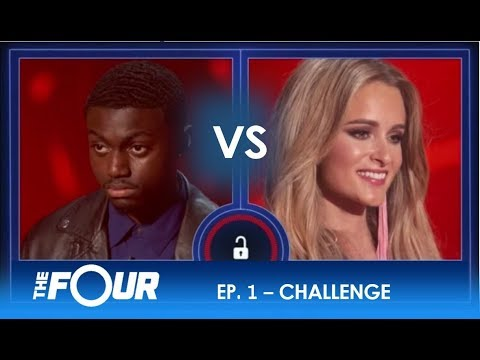 Quinton vs Stephanie Z: Young Artist Comes For The Guatemalan Queen!  | S2E1 | The Four