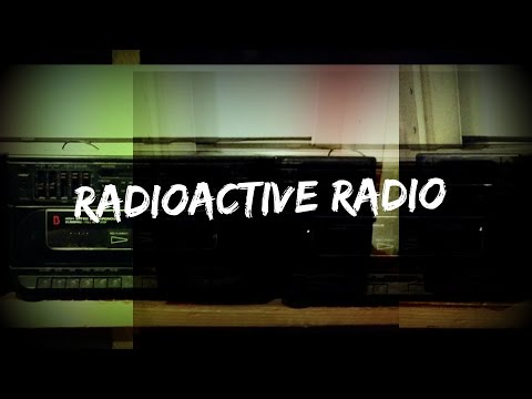 Radioactive Radio Show - Episode 03 - Teenage Girls and Amanda Norgaard