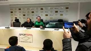 Spor Toto Akhisar Stadyumu'nda ilk basın toplantısı