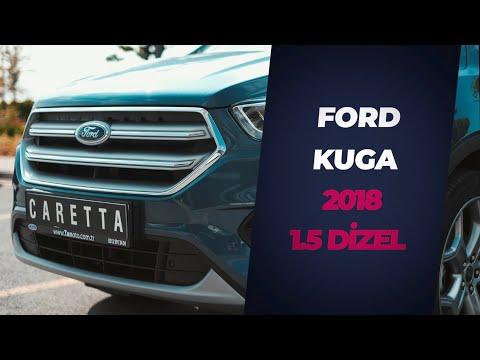Ford Kuga 2019 Titanium 1.5 Dizel Otomatik // Test Sürüşü