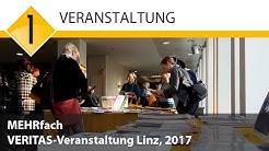 MEHRfach VERITAS-Veranstaltung Linz, 2017