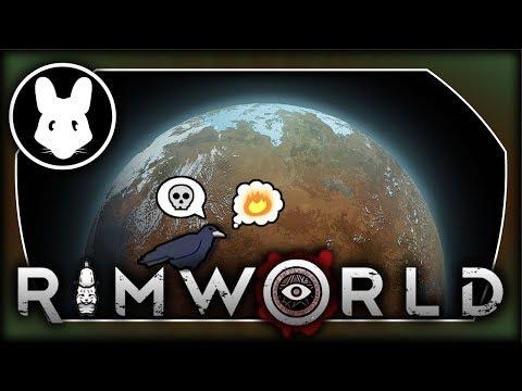 Rimworld B19: We All Gonna Die (WAGD) Part 1
