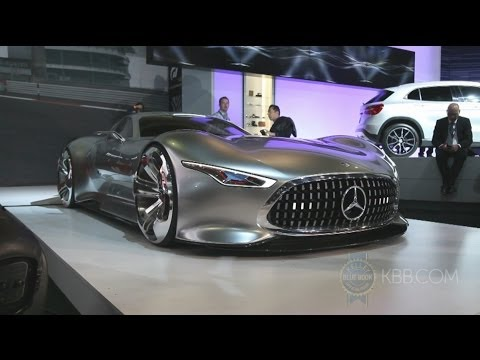 Mercedes-Benz AMG Vision Gran Turismo - 2013 LA Auto Show