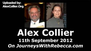 Alex Collier - Radio Interview with Rebecca Jernigan - 11th September 2012