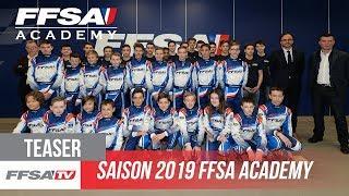 La saison 2019 lancée à la FFSA Academy