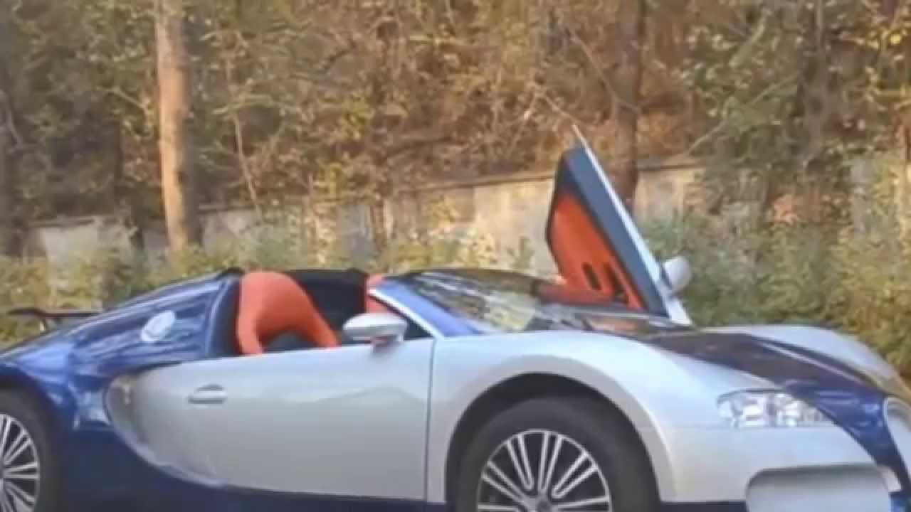 Bugatti Veyron For Child Youtube