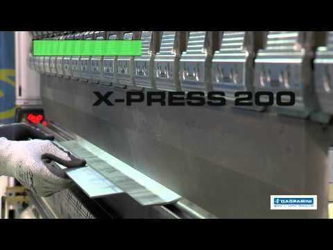 X-Press ECO - CNC hydraulic press brake with inverter
