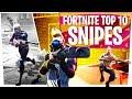 Top 10 Fortnite Sniper Kills