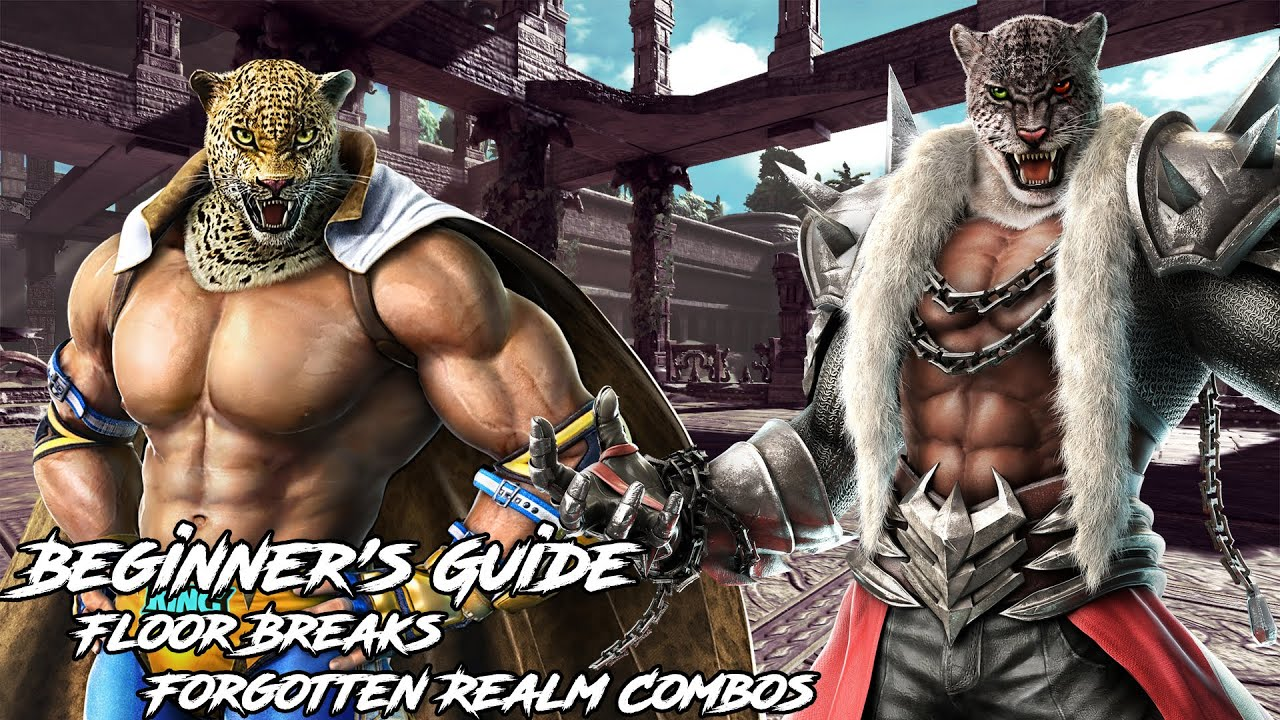 Armor King and King - Beginner's Guide - Forgotten Realm Floor Breaks and Combos