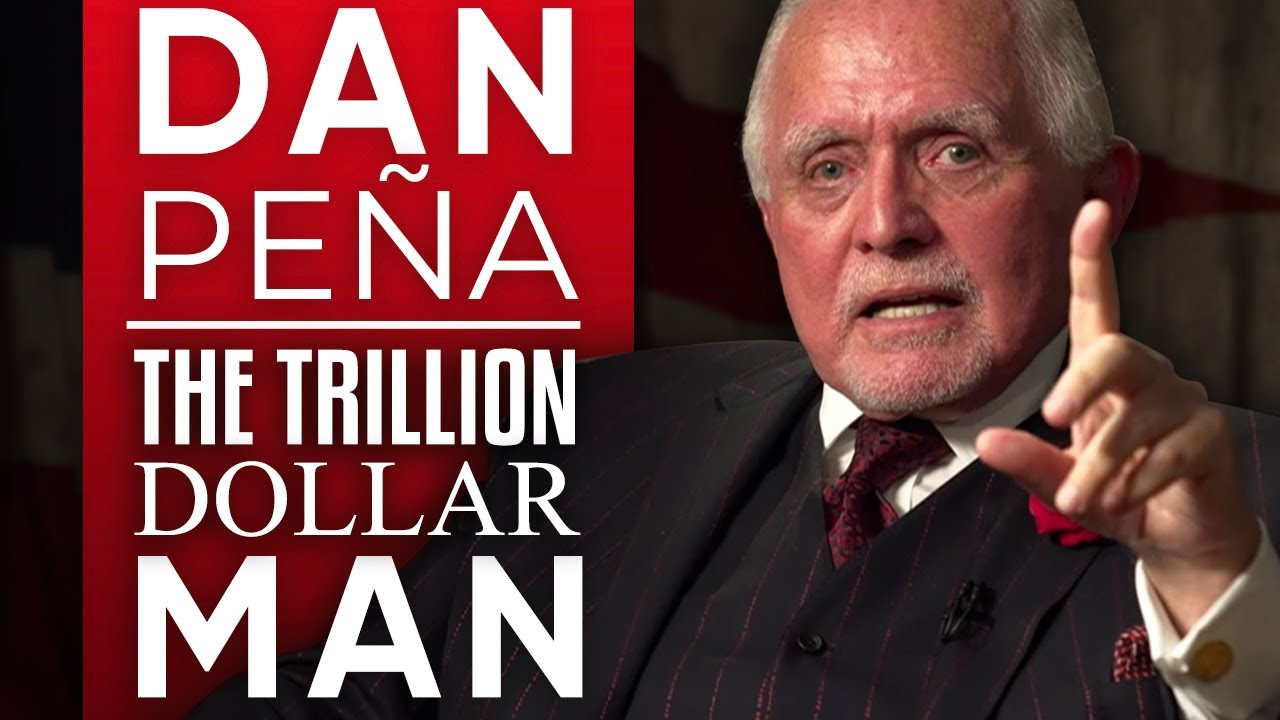 DAN PEÑA - THE TRILLION DOLLAR MAN - How To Turn Your Dreams Into Reality - Part 1/2 | London Real