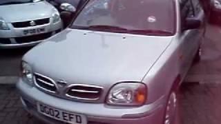 2002 Nissan Micra 1.0