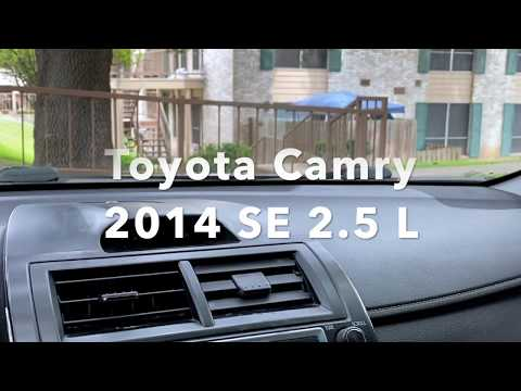 Toyota Camry 2011 - 2014 Dashboard Top Replace