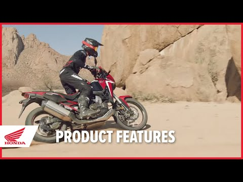 New 2020 Africa Twin Product Features