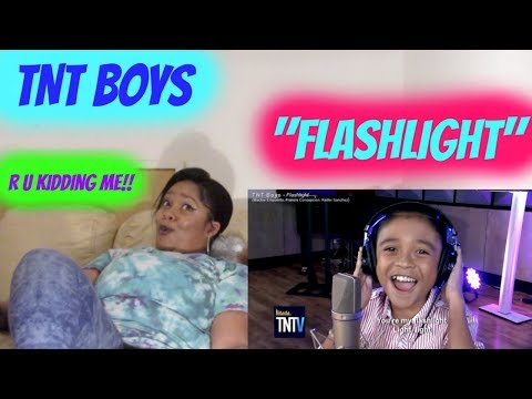 TNT Boys- Flashlight Reaction Ridiculous Notes
