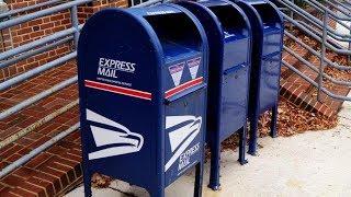 Когда не нужно, то кажется, что почтовые ящики на каждом перекрестке