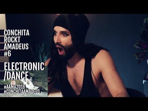 Conchita rockt Amadeus #6: ELECTRONIC/DANCE