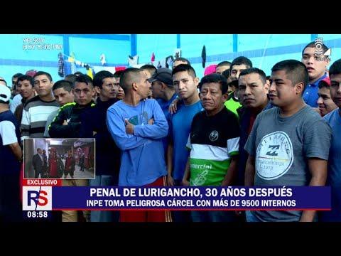 Reporte Semanal: La Toma Del Penal De Lurigancho