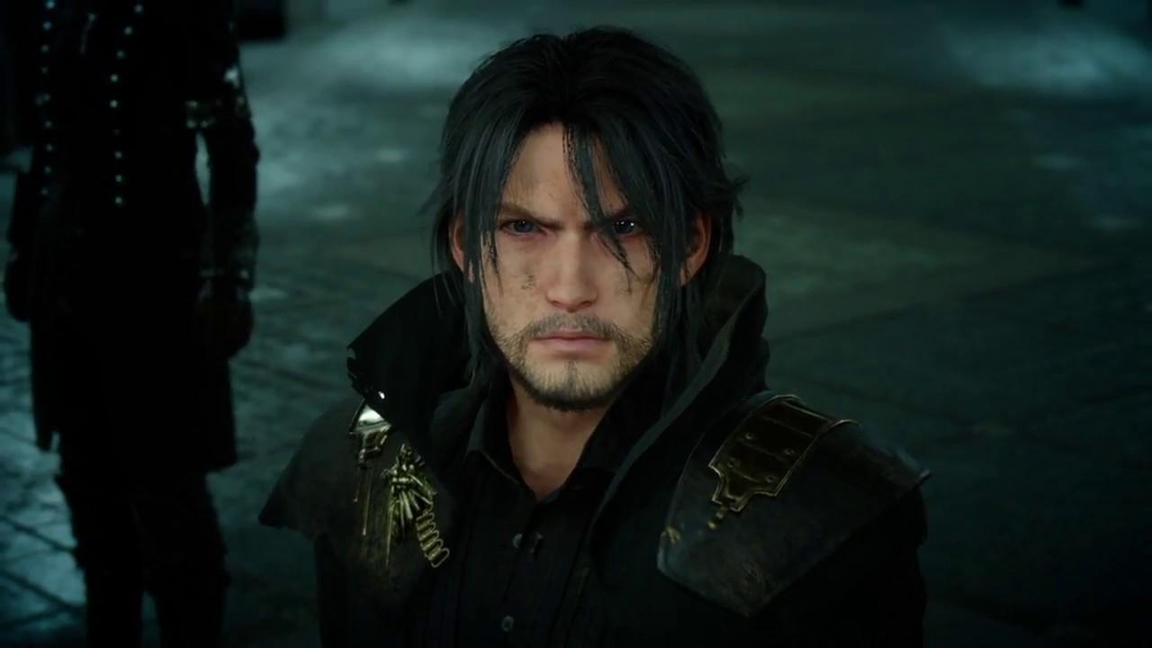 Noctis Vs Ardyn The Final Boss Fight Scene Final Fantasy Xv Fin