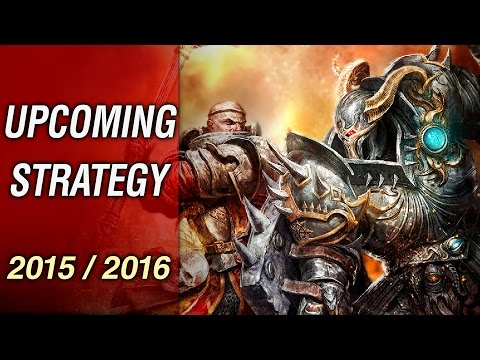 Upcoming PC Exclusive Strategy Games 2015 / 2016