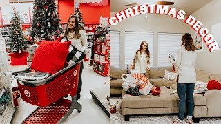 Decorating our Apartment for Christmas! Vlogmas Day 1